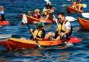 Chèo thuyền kayak là một trải nghiệm tuyệt vời