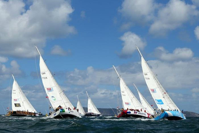 Cuộc đua thuyền buồm lớn nhất thế giới Clipper Race