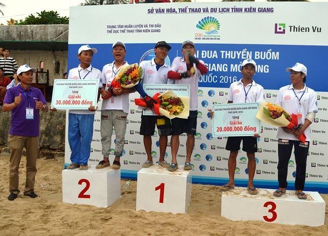 Đội Sông Hàn-Đà Nẵng đã xuất sắc dành vị trí quán quân