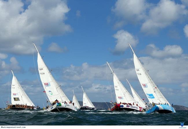 Lễ hội đua thuyền buồm tại Nha Trang - Khánh Hòa