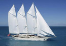 Thuyền buồm có thân nhựa thường rất dẻo dai và độ bền cao